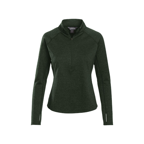 CL-37 LADIES ALPHA 1/4 Zip