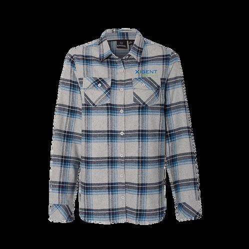 Burnside - Women's Yarn-Dyed Long Sleeve Flannel Shirt - 5210