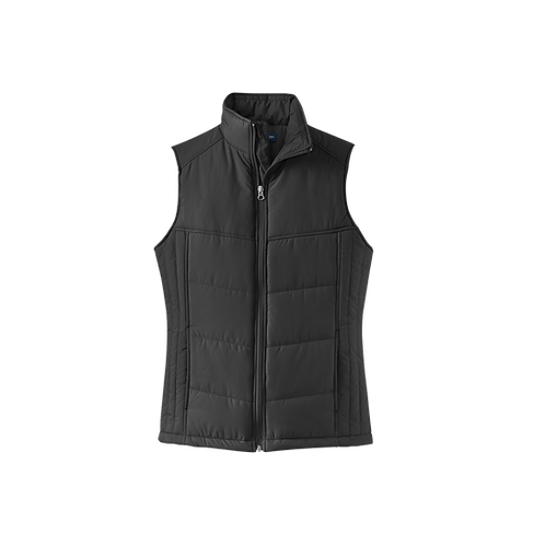 L709 Port Authority® Ladies Puffy Vest