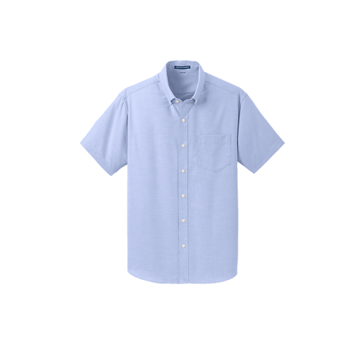 S659 Port Authority® Short Sleeve SuperPro™ Oxford Shirt