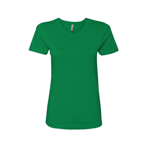 Next Level - Women's Cotton Short Sleeve Boyfriend Crew - 3900