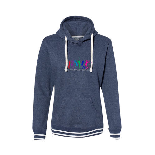 TCLL 8651 Relay Hooded Sweatshirt FullFront