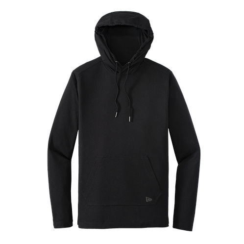 NEA131  New Era® Tri-Blend Performance Pullover Hoodie Tee
