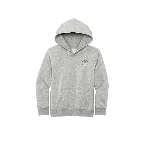 DT6100YNEW District® Youth V.I.T.™ Fleece Hoodie