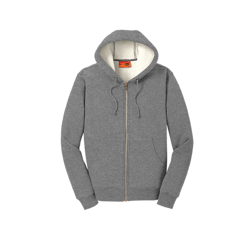 CS625 CornerStone® Heavyweight Sherpa-Lined Hooded Fleece Jacket