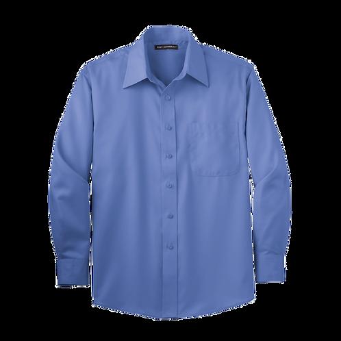 TLS638  Port Authority® Tall Non-Iron Twill Shirt
