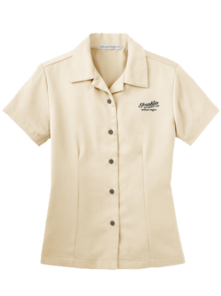 Port Authority® Ladies Easy Care Camp Shirt