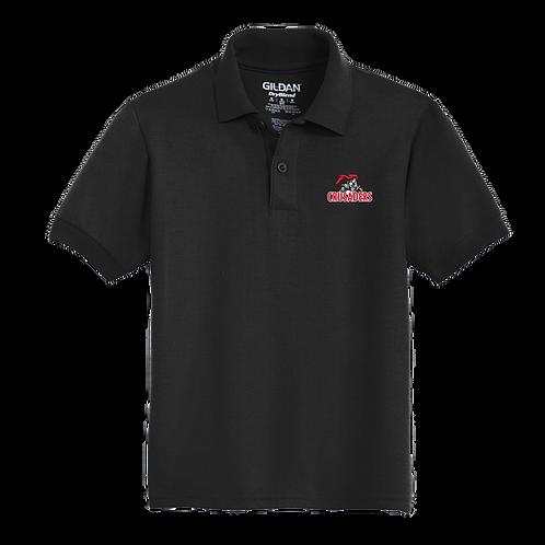 72800B  Gildan® Youth DryBlend® 6-Ounce Double Pique Sport Shirt