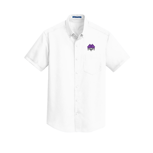 S664 Jester  - Twill Shirt No Back Embroidery