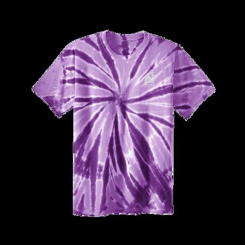 NS PC147Y Youth Tie Dye Tee