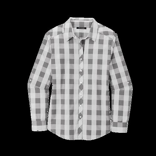 LW670 Ladies Everyday Plaid Shirt
