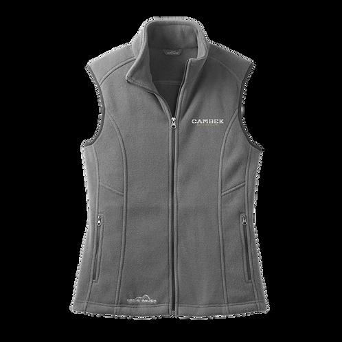 EB205 Eddie Bauer® - Ladies Fleece Vest