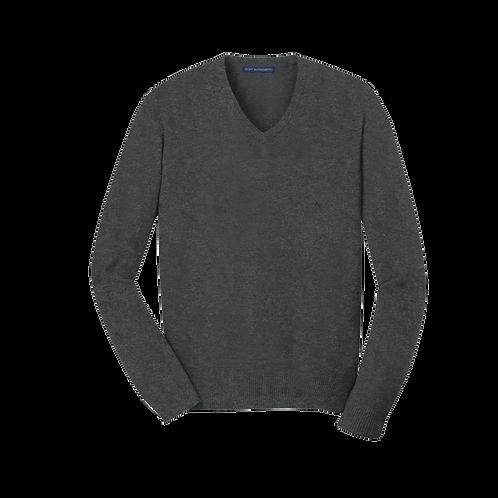 SW285 Port Authority® V-Neck Sweater