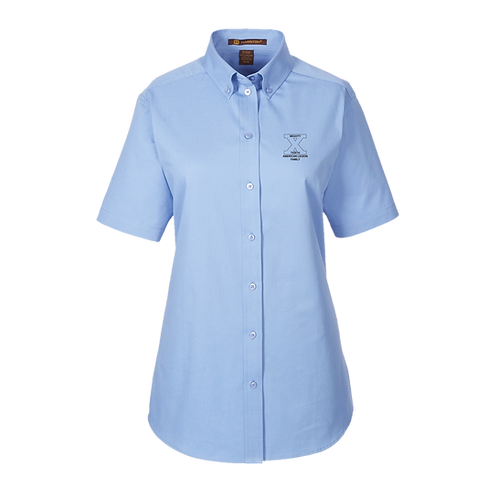 L659 Ladies Short-Sleeve Shirt