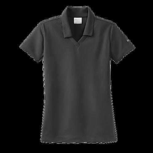 354067  Nike Ladies Dri-FIT Micro Pique Polo