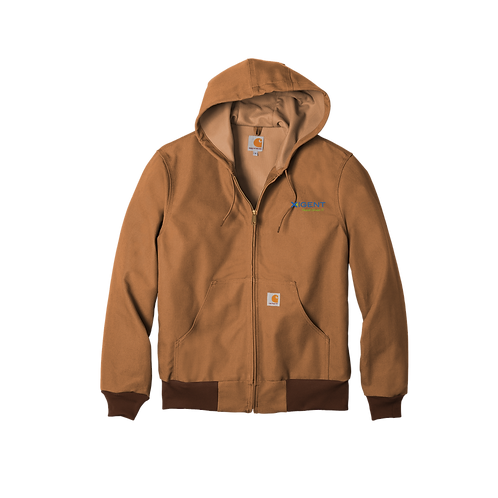 CTJ131 Carhartt ® Thermal-Lined Duck Active Jac