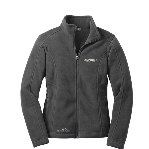EB201 Eddie Bauer® - Ladies Full-Zip Fleece Jacket