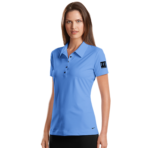 429461  Nike Elite Series Ladies Dri-FIT Ottoman Bonded Polo