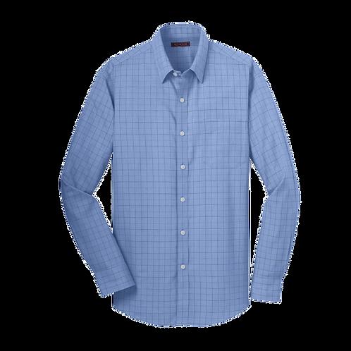 RH70 Red House® Windowpane Plaid Non-Iron Shirt