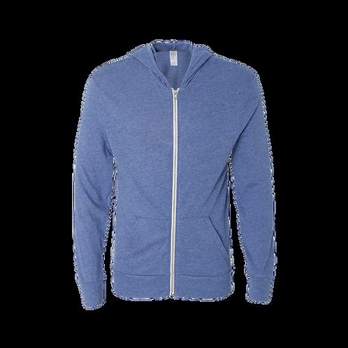 Alternative - Eco-Jersey Full-Zip Hoodie - 1970e1