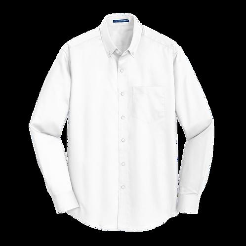 TS663  Port Authority® Tall SuperPro™ Twill Shirt