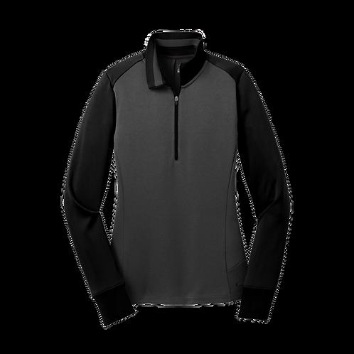 578674 Nike Ladies Dri-FIT 1/2-Zip Cover-Up