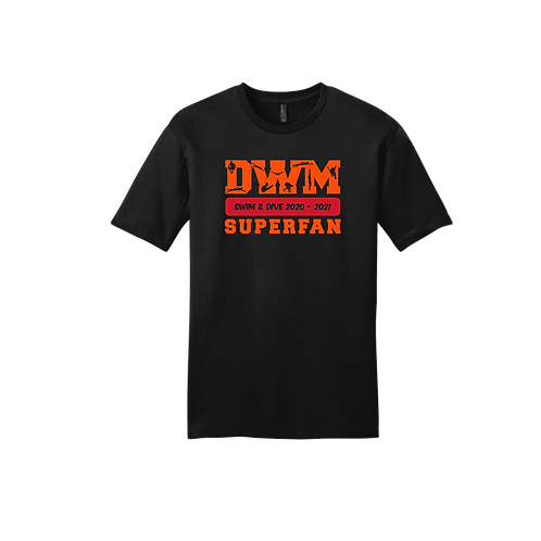 DT6000  District ® Superfan Tee