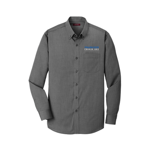 RH370  Parker Nailhead Non-Iron Shirt-