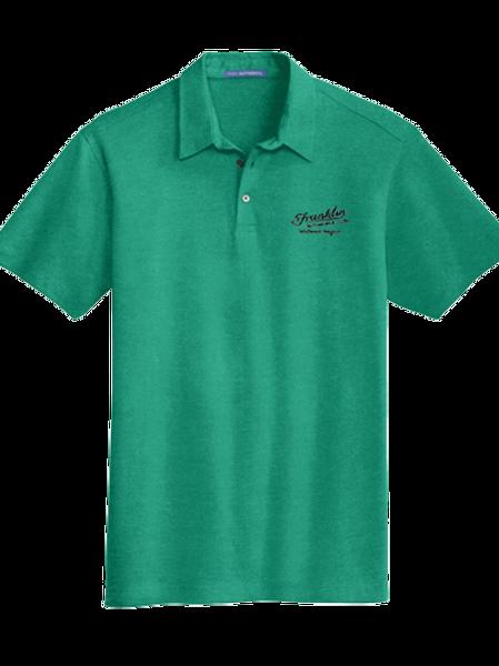 Port Authority® Meridian Cotton Blend Polo