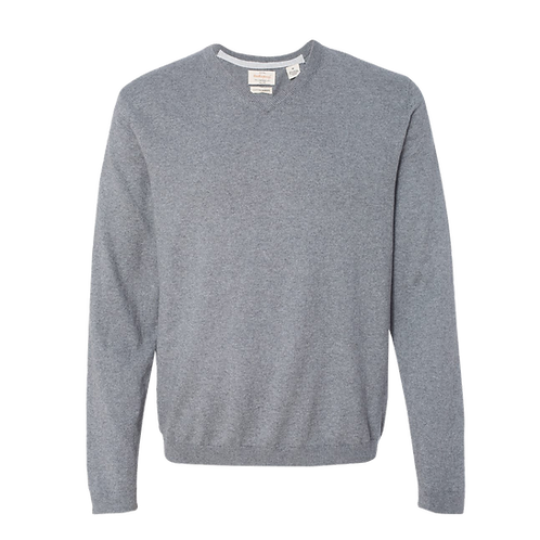 Weatherproof - Vintage Cotton Cashmere V-Neck Sweater - 151377