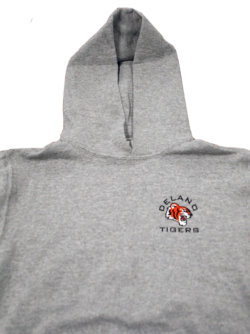 Youth Gray Hoodie - Medium