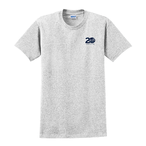 2000Gildan® - Ultra Cotton® 100% Cotton T-Shirt - Ash Grey