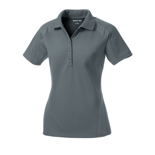L474 Sport-Tek® Ladies Dri-Mesh® Pro Polo
