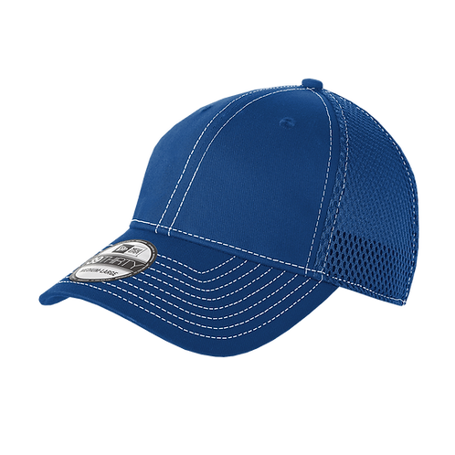 NE1120  New Era® - Stretch Mesh Contrast Stitch Cap