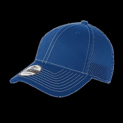 NE1120  New Era® - Stretch Mesh Contrast Stitch Cap
