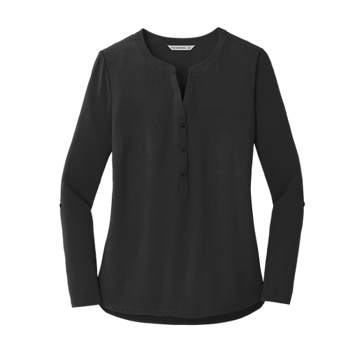 LK5432  PA® Ladies Concept Henley Tunic
