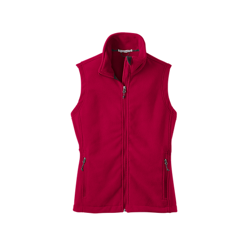 L219 Port Authority® Ladies Value Fleece Vest