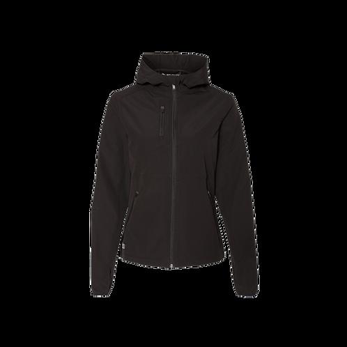 DRI DUCK - Women's Ascent Soft Shell Hooded Jacket - 9411