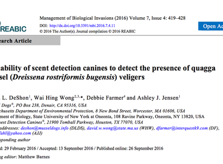 MD Published in the REABIC Environmental Research Journal