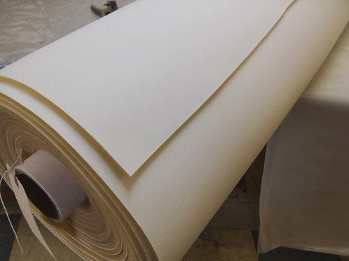 Formula White #250778 Oringnal Material 1/4Foam Backed