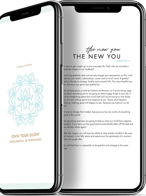 Digital Journal to Wholeness