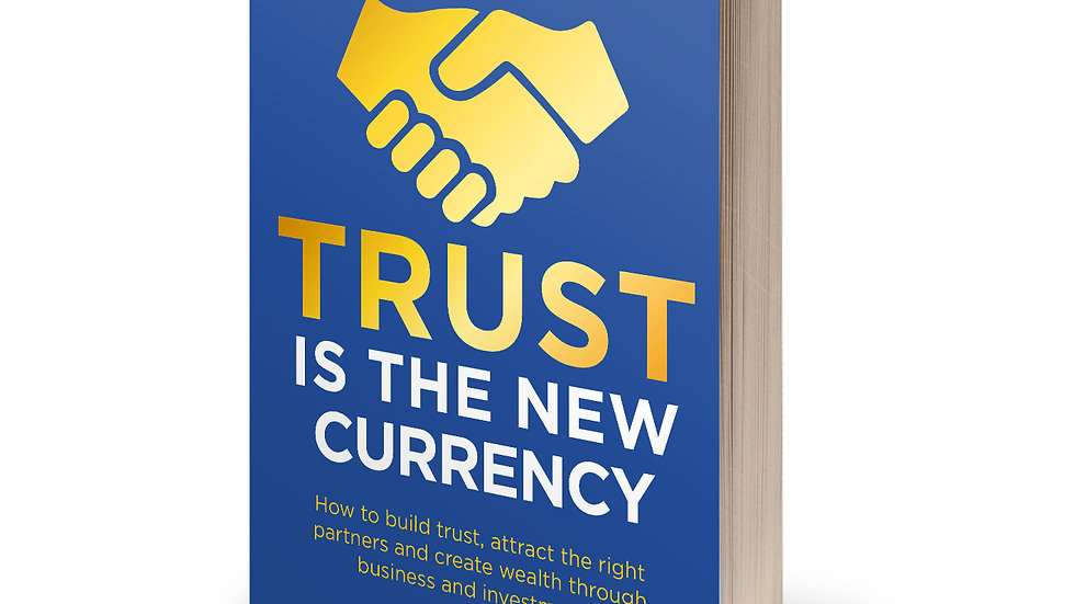 Trust is the new currency