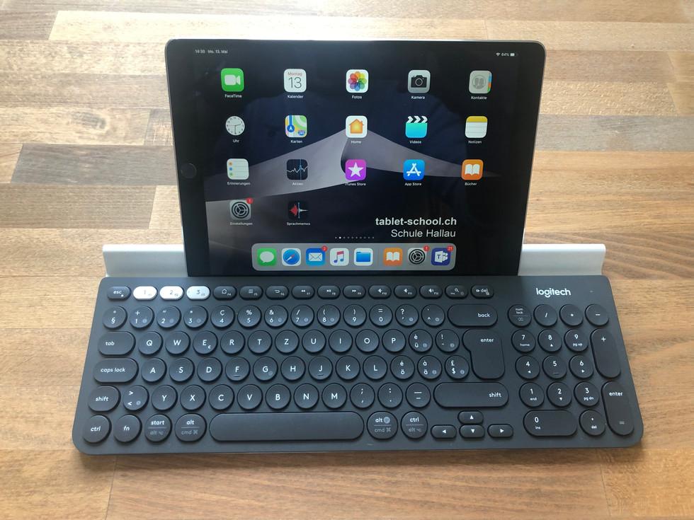 EduPad / Textarbeit am Tablet