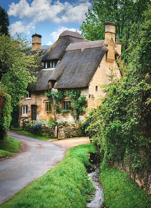 The Cotswolds ~Wooden Jigsaw Puzzle, A3 size, 285 pieces