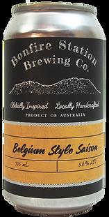 Beer - Belgium Style Saison