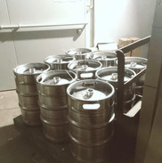 Kegs Delivery