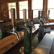 Bonfire Station Brewing Co. Bar