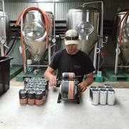 Labelling Cans