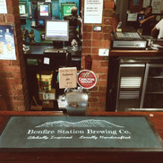 Bonfire Station Brewing Co. at The Mount Pleasant Hotel In Alexandra