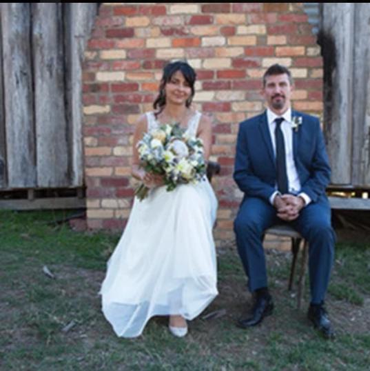 Wedding at Bonfire Station